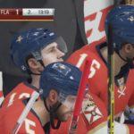 NHL 17 – režim organizace – zápas #003