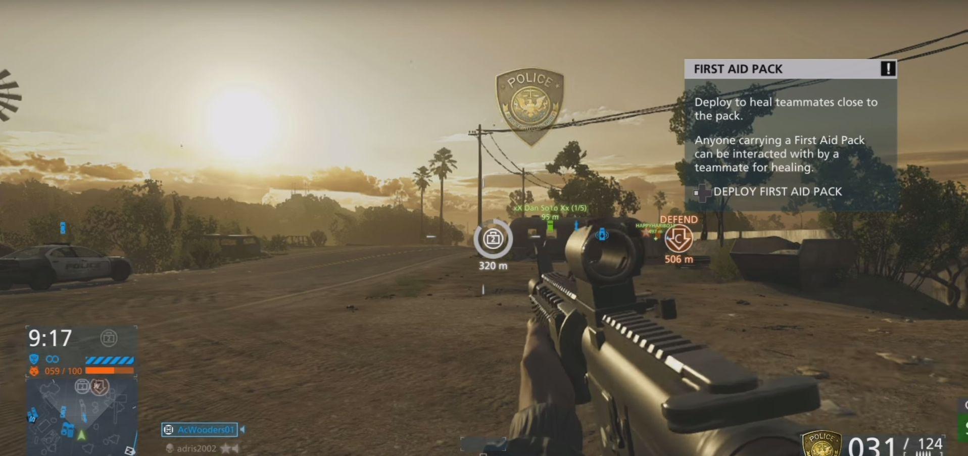 Battlefield Hardline Recenze Her Pc Xbox Ps4