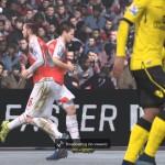 Fifa 16 – můj zápas v zimě za Arsenal