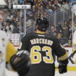 NHL 17 – sedmý zápas za tým