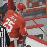 NHL 17 – šestý zápas za tým