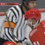 NHL 17 – pátý zápas za tým