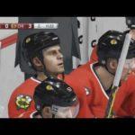 NHL 17 – beta – první zápas