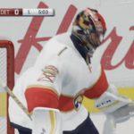 NHL 17 – Be a Pro – zápas #01