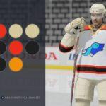 NHL 17 – vytvoření vlastního týmu
