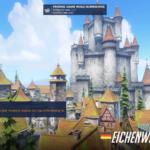 Nová mapa v Overwatch
