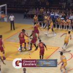 NBA 2K17 – první zápas