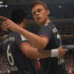 Fifa 18 (demo) – první zápas