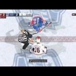 NHL 16 EASHL beta – 1. zápas
