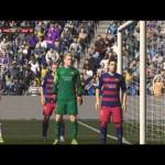 Demo FIFA 16 – 2. zápas
