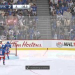 NHL 16 EASHL beta – 2. zápas