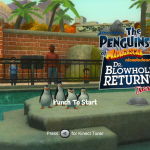 The Penguins of Madagascar (Kinect)