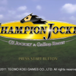 Champion Jockey (Kinect ready)