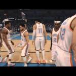 NBA Live 16 – první zápas