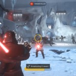 STAR WARS Battlefront – hraní během stahování hry
