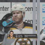 NHL 17 – čtvrtý zápas za tým
