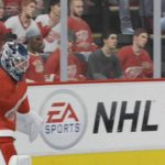 NHL 17 – režim organizace – zápas #001