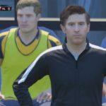 Fifa 17 – kariéra trenéra – první zápas