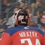 NHL 17 – Světový pohár – USA:Česko