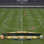 Fifa 16 – Ultimate Team™ – zápas 07