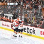 Florida Panthers:Philadelphia Flyers – 8:4