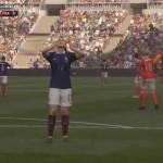 Fifa 16 – třetí  zápas – tentokrát za ženy