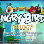 Angry Birds Trilogy (With Kinect)