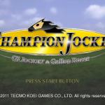 Champion Jockey (Kinect ready)